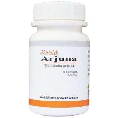 Buy Shivalik Herbals Arjuna Capsules