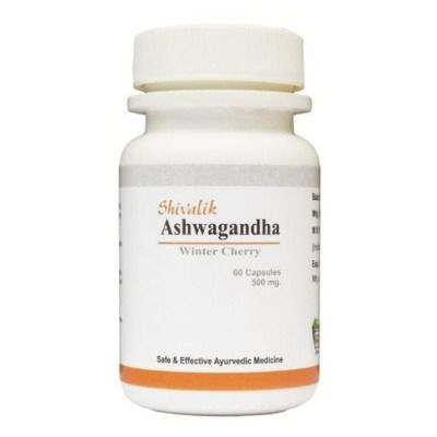 Buy Shivalik Herbals Ashwagandha Capsules
