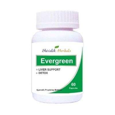 Buy Shivalik Herbals Evergreen Capsules