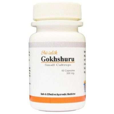 Buy Shivalik Herbals Gokhshuru Capsules