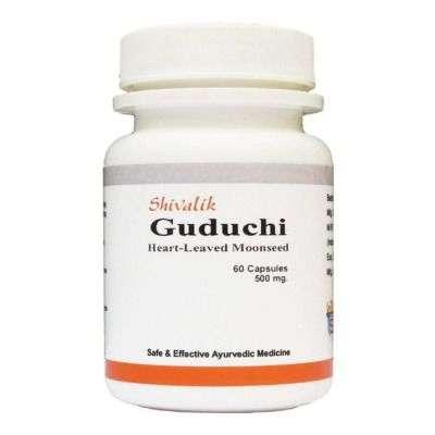 Buy Shivalik Herbals Guduchi Capsules