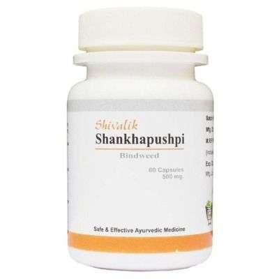 Buy Shivalik Herbals Shankhapushpi Capsules