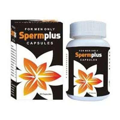 Buy Shivalik Herbals Spermplus Capsules for Men