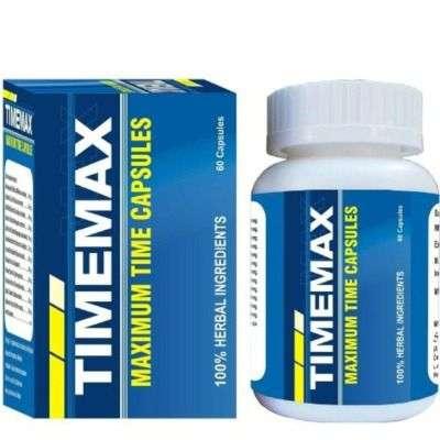 Buy Shivalik Herbals Timemax Capsules