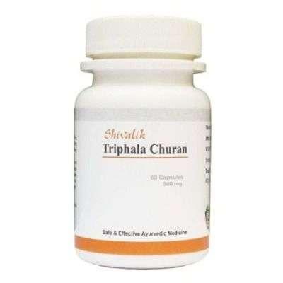 Buy Shivalik Herbals Triphala capsules