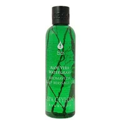 Buy Spa Ceylon Aloe Vera Watergrass Scalp Massage Hair Oil