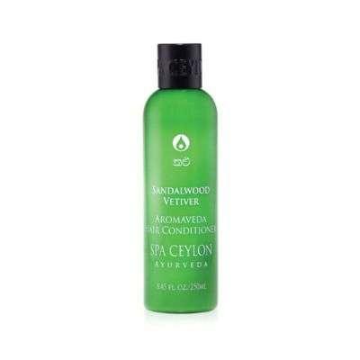 Buy Spa Ceylon Sandalwood Vetiver Hair Conditioner