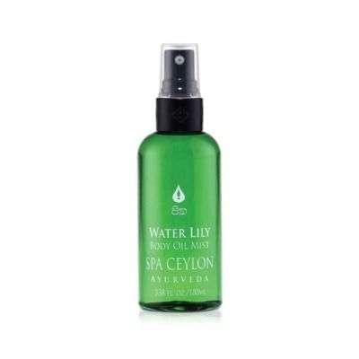 Buy Spa Ceylon Water Lily Body Oil Mist