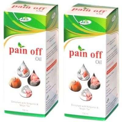 Buy Sri jain Pain Off Oil