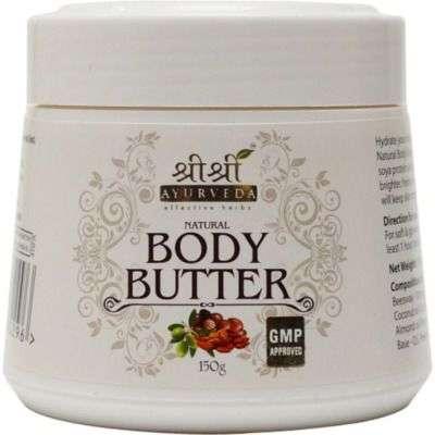 Buy Sri Sri Ayurveda Body Butter