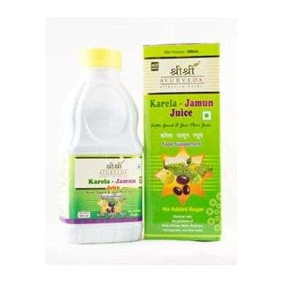 Buy Sri Sri Ayurveda Karela-Jamun-Juice
