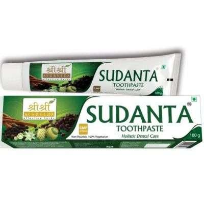 Buy Sri Sri Ayurveda Sudanta ToothPaste