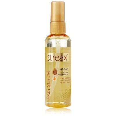 Buy Streax Hair Serum Vitalized With Walnut Oil