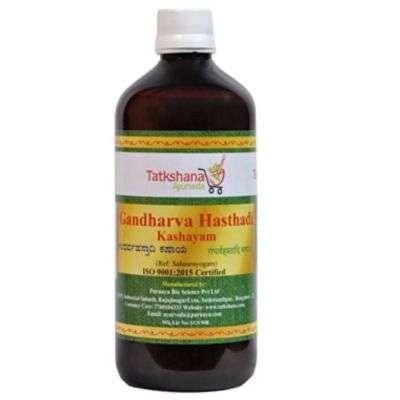 Buy Tatkshana Gandharva Hasthadi Kashayam