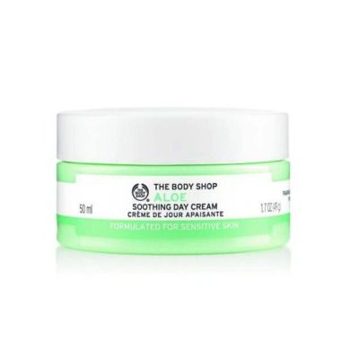 Buy The Body Shop Aloe Soothing Day Cream