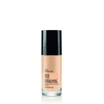 Buy The Body Shop Fresh Nude Foundation - Fiji Sand