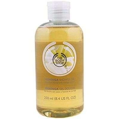 Buy The Body Shop Moringa Shower Gel