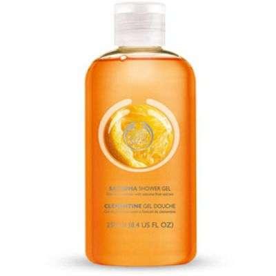 Buy The Body Shop Satsuma Shower Gel