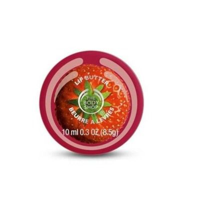 Buy The Body Shop Strawberry Lip Butter