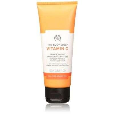Buy The Body Shop Vitamin C Glow Boosting Mircodermabrasion