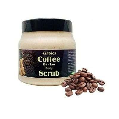 Buy The EnQ Arabica Coffee De - Tan Body Scrub