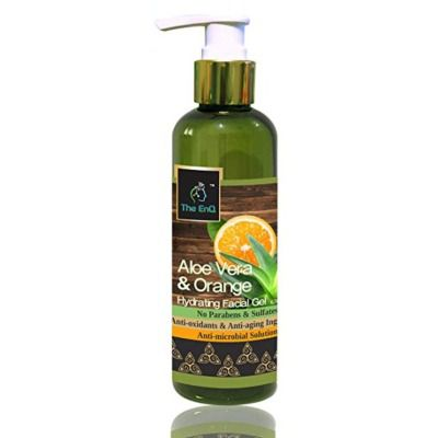 Buy The EnQ Orange And Aloevera Hydrating Facial Gel