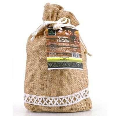 Buy The EnQ Organic Chocolate Facial Kit
