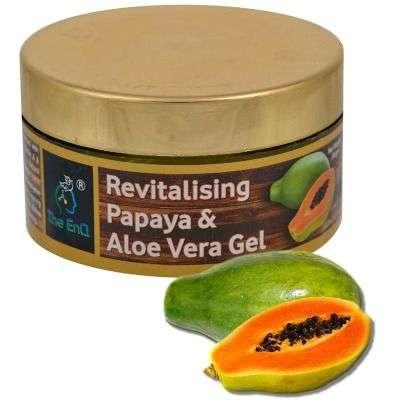 Buy The EnQ Revitalising Papaya and Aloe Vera Gel