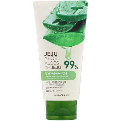 Buy The Face Shop Jeju Aloe Fresh Soothing Gel Tube