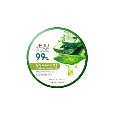 Buy The Face Shop Jeju Aloe Fresh Soothing Gel
