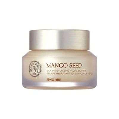 Buy The Face shop Mango Seed Silk Moisturizing Facial Butter