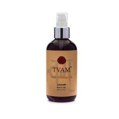 TVAM Body Massage Oil - Lavender