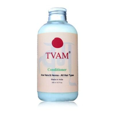 Buy Tvam Conditioner Henna Aloe Vera for All Hair Types