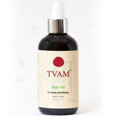Buy Tvam Hair Oil - 21 Herbs Anti Stress