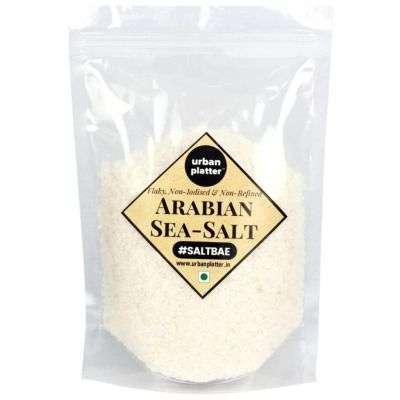 Buy Urban Platter Arabian Sea Salt Flakes