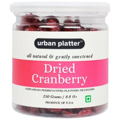 Buy Urban Platter Dried Red Cranberry