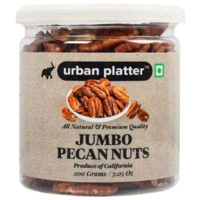 Buy Urban Platter Jumbo Pecan Nuts