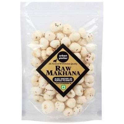 Buy Urban Platter Puffed Fox Nuts (Makhana)