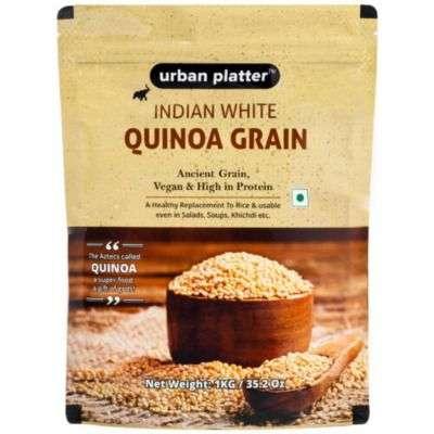 Urban Platter Whole White Quinoa Grain