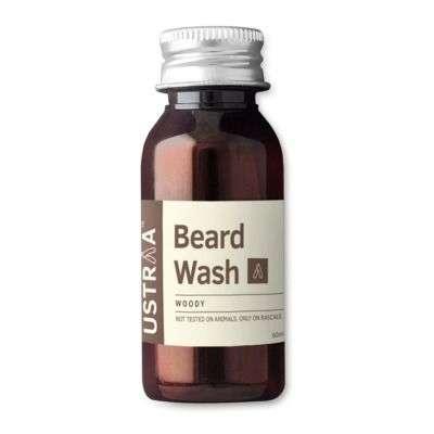 Buy Ustraa Woody Beard Wash