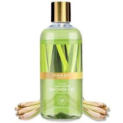 Buy Vaadi Herbals Enticing Lemongrass Shower Gel