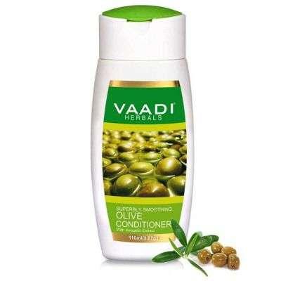 Buy Vaadi Herbals Olive Conditioner with Avocado Extract