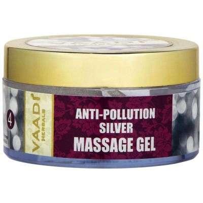 Buy Vaadi Herbals Silver Massage Gel