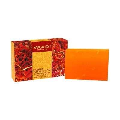 Vaadi Herbals Super Value Luxurious Saffron Skin Whitening Therapy Soap