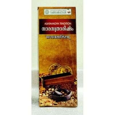 Vaidyaratnam Oushadhasala Saraswatharishtam