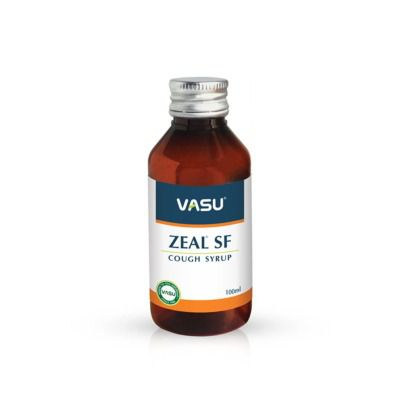 Buy Vasu Pharma Zeal SF Cough Syrup
