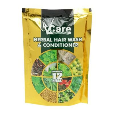 Buy Vcare Herbal Hair Wash and Conditioner