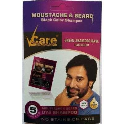 Buy VCare Moustache and Beard