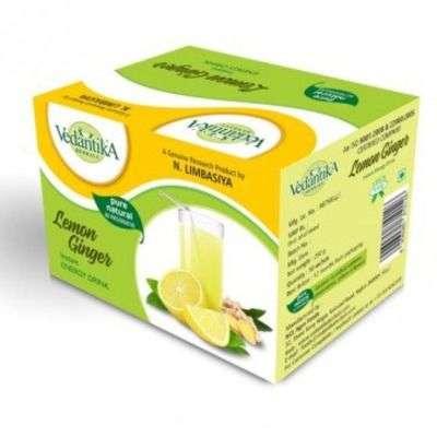 Buy Vedantika Herbals Lemon Ginger Energy Drink