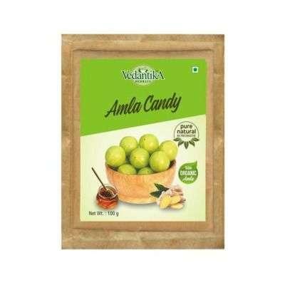 Buy Vedantika Organic Amla Candy
